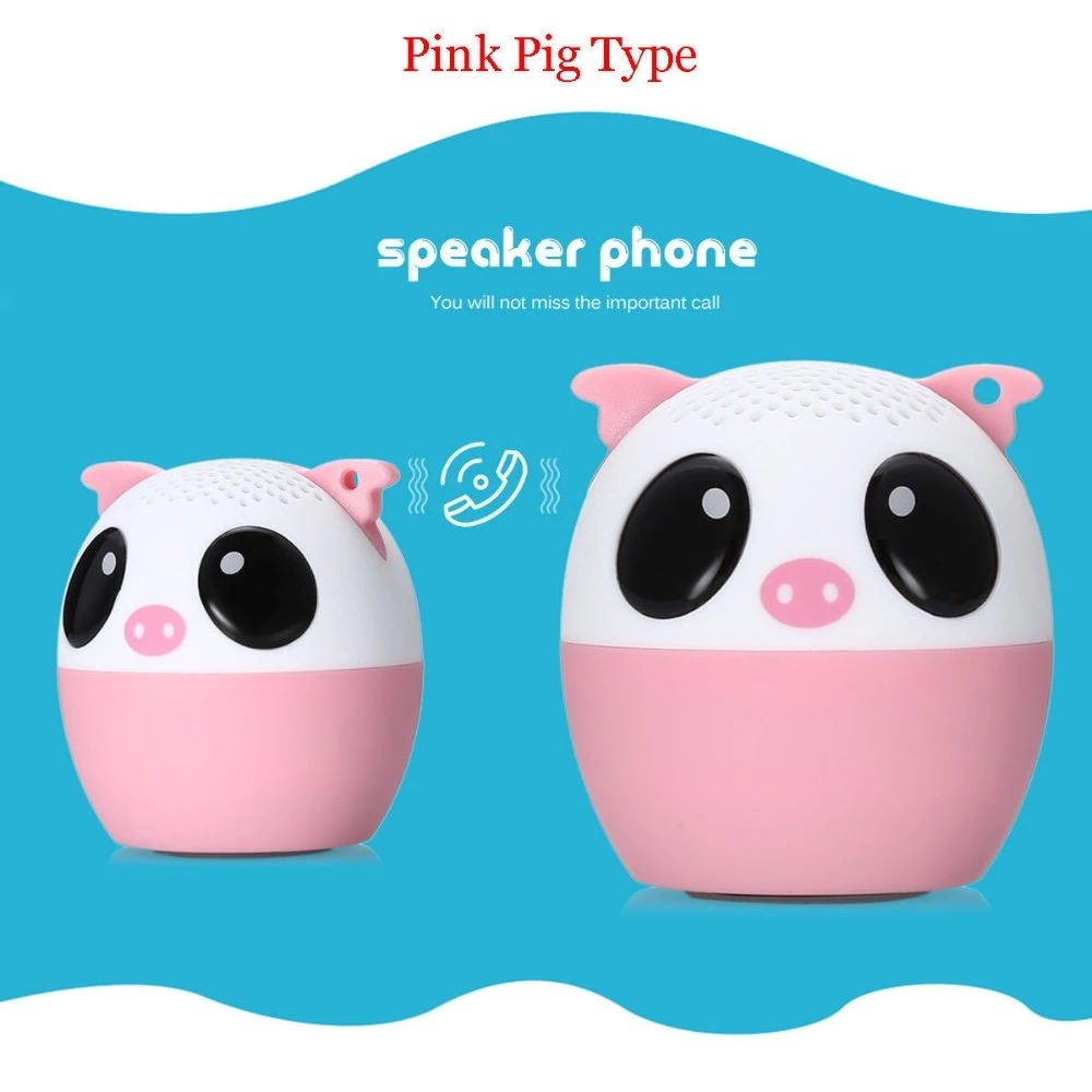 buy bm06 mini cartoon speaker