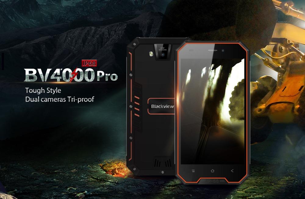 blackview bv4000 pro smartphone