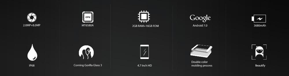bv4000 pro smartphone