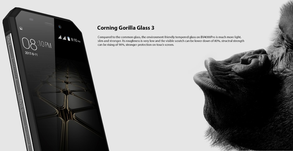 blackview bv4000 pro 3g smartphone