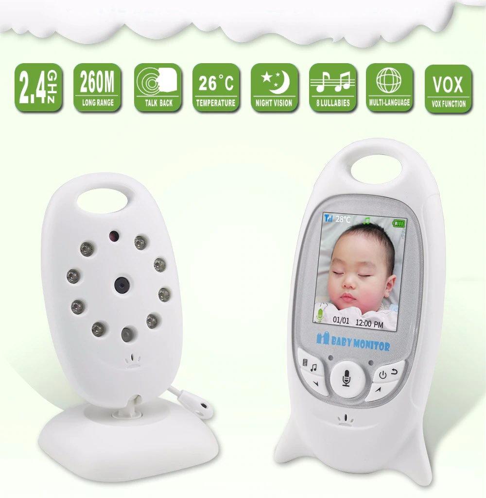 taktark bm601 baby monitor