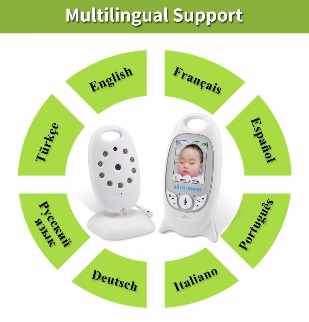 buy taktark bm601 baby monitor