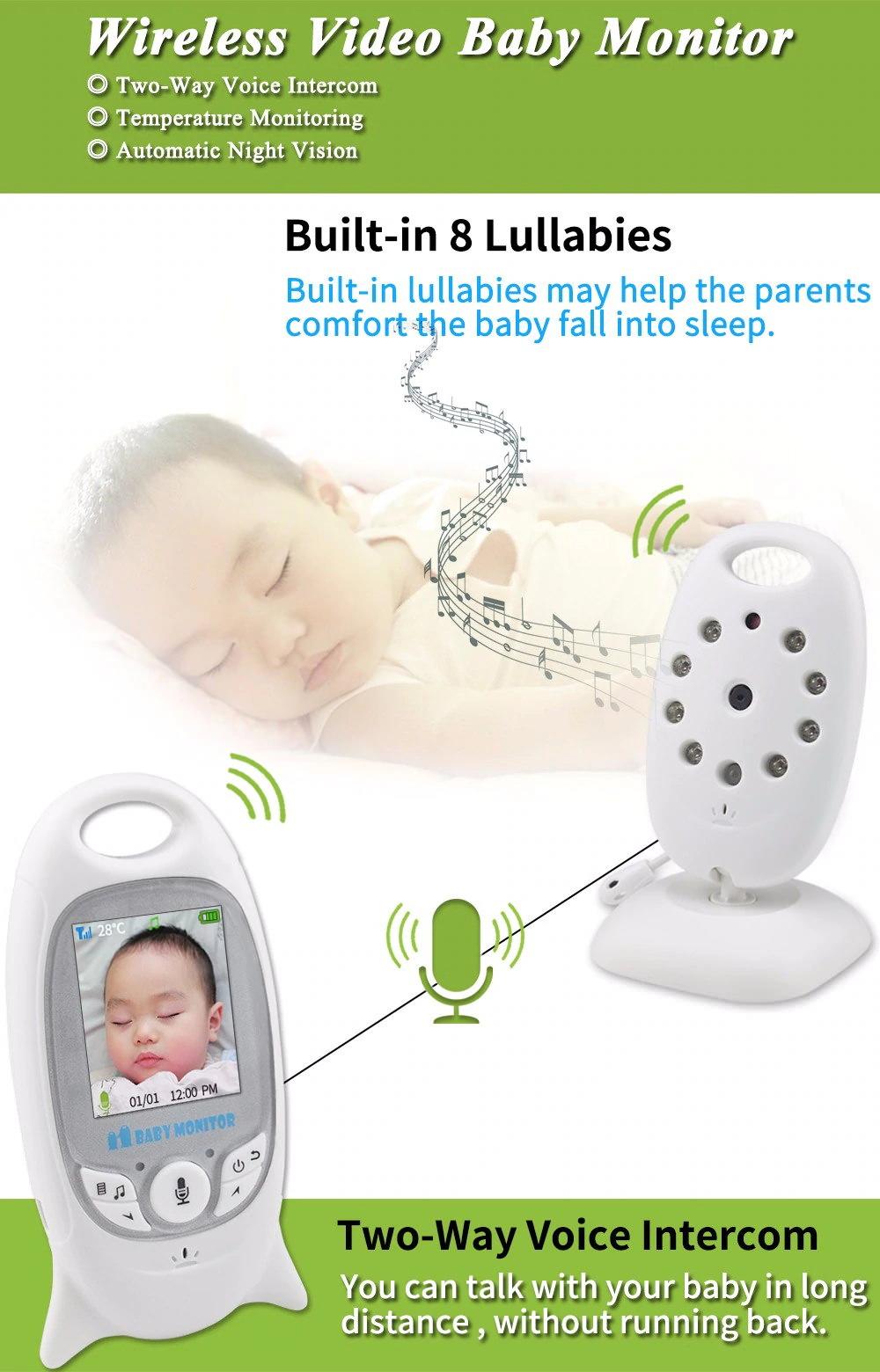 cheap taktark bm601 baby monitor