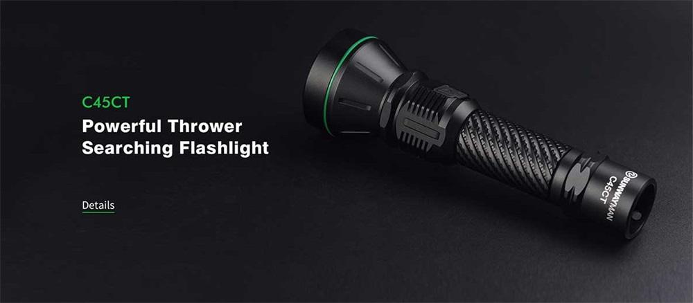 sunwayman c45ct flashlight