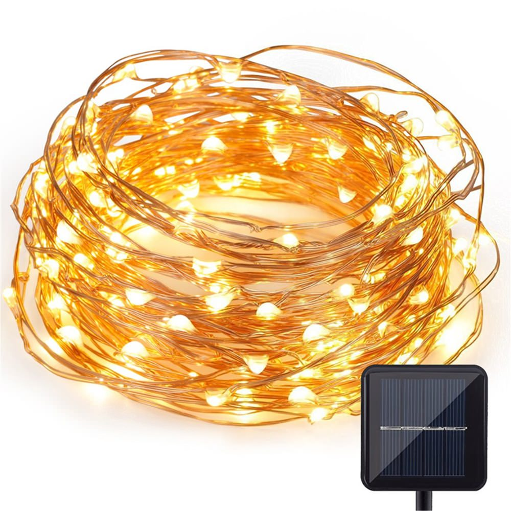 solar panel led string light price