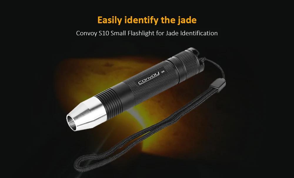 convoy s10 flashlight