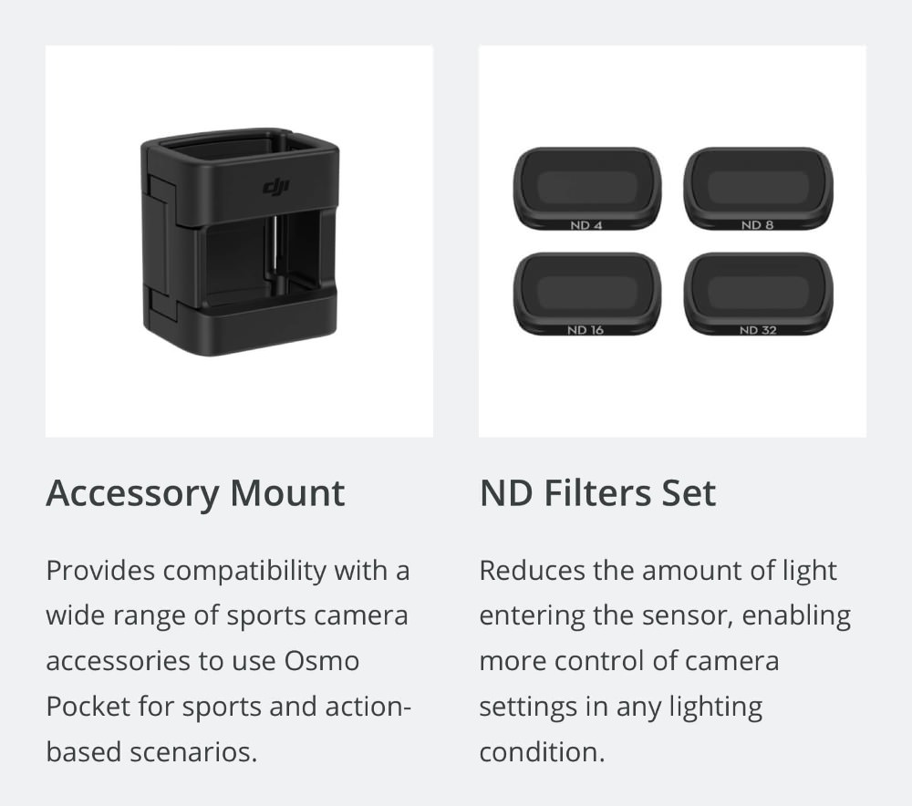 dji osmo pocket 3-axis camera price