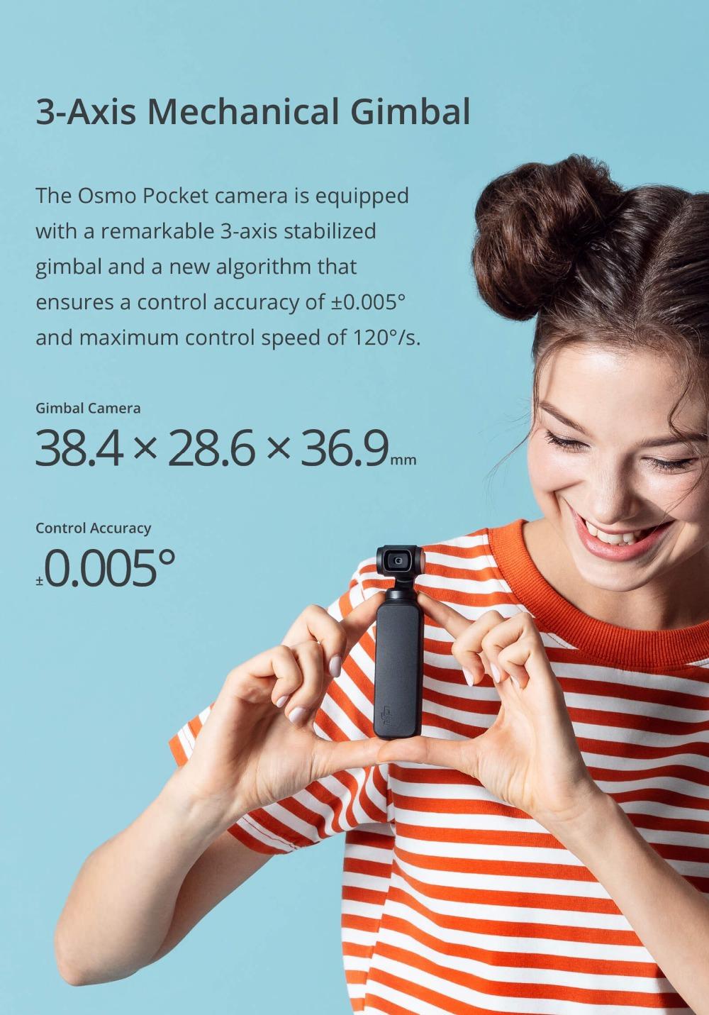 cheap dji osmo pocket camera