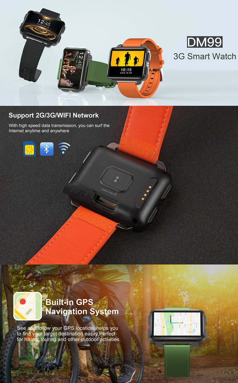 buy domino dm99 smartwatch