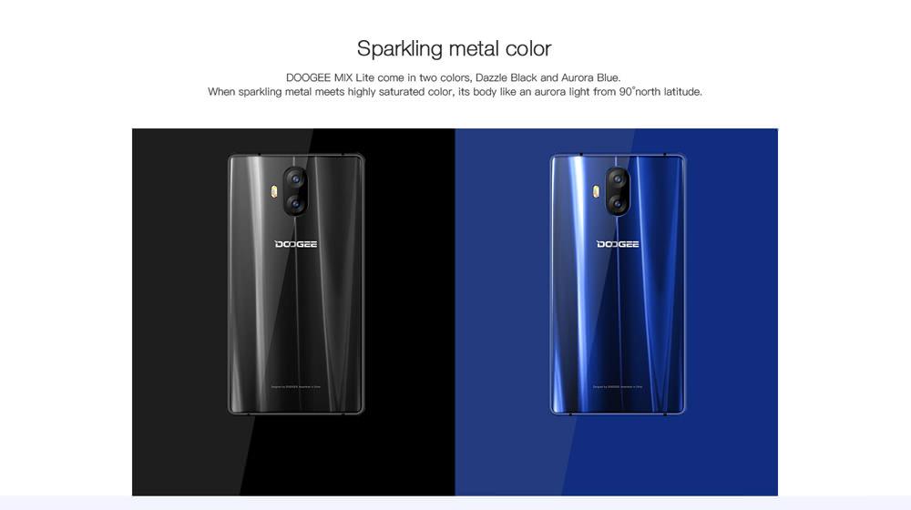 doogee mix lite smartphone price