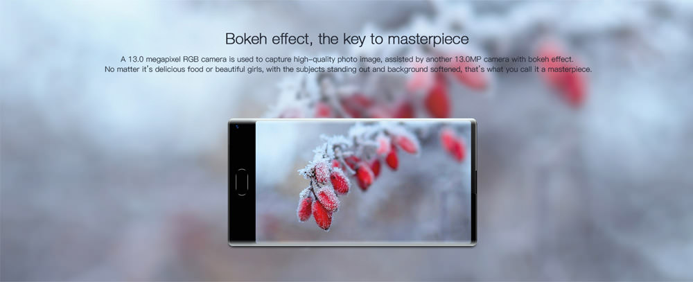 buy doogee mix lite