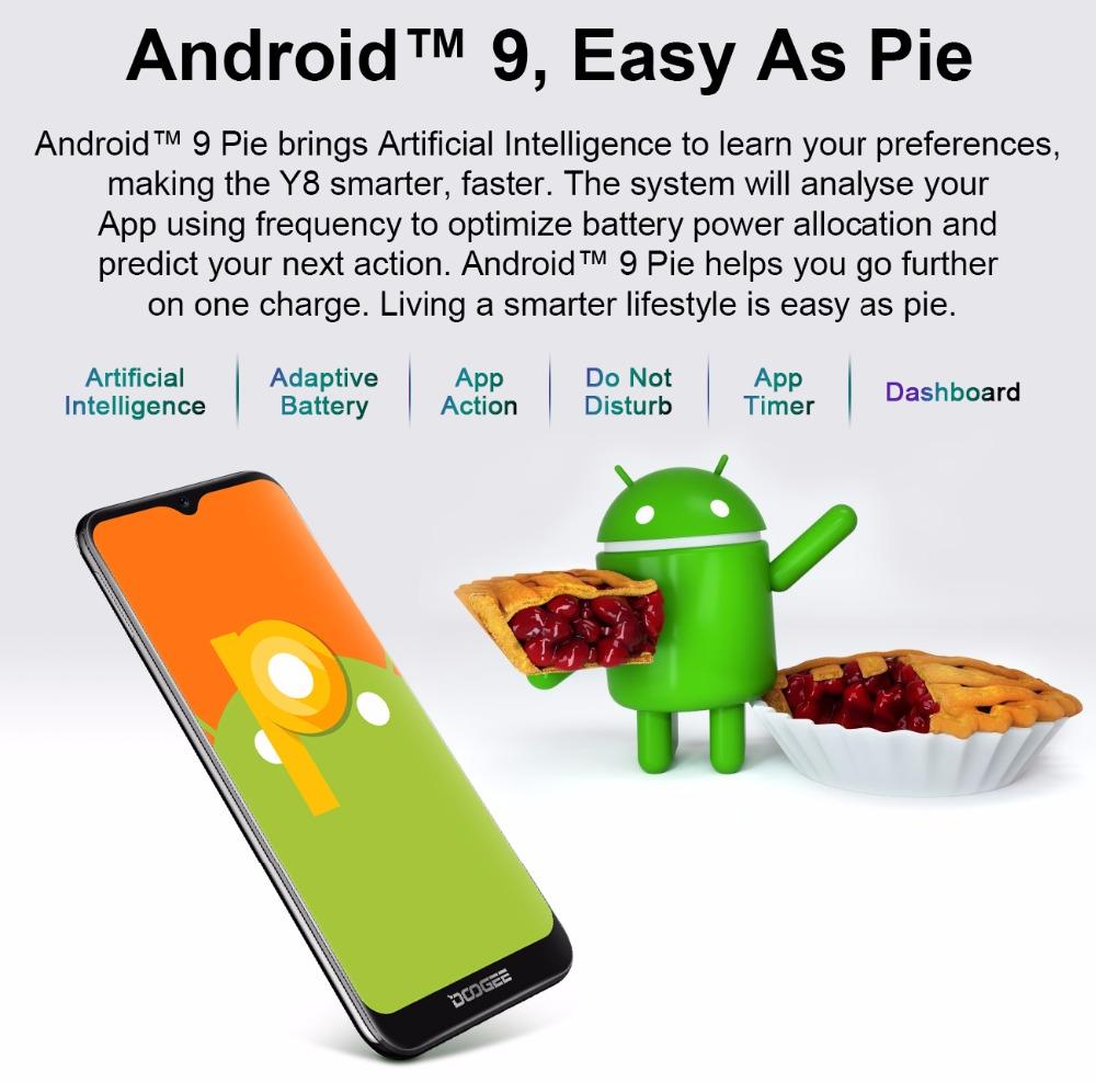 best doogee y8 smartphone