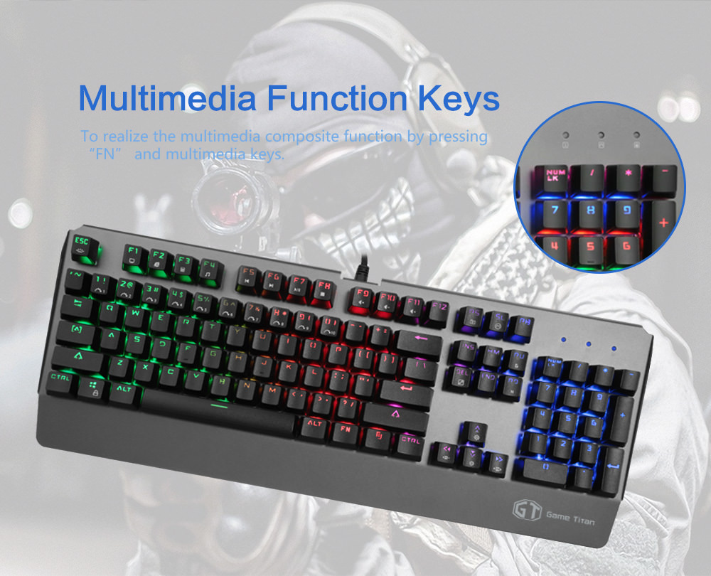 delux km06 gaming keyboard price