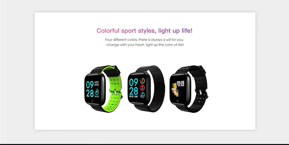 elephone w3 sport smartwatch