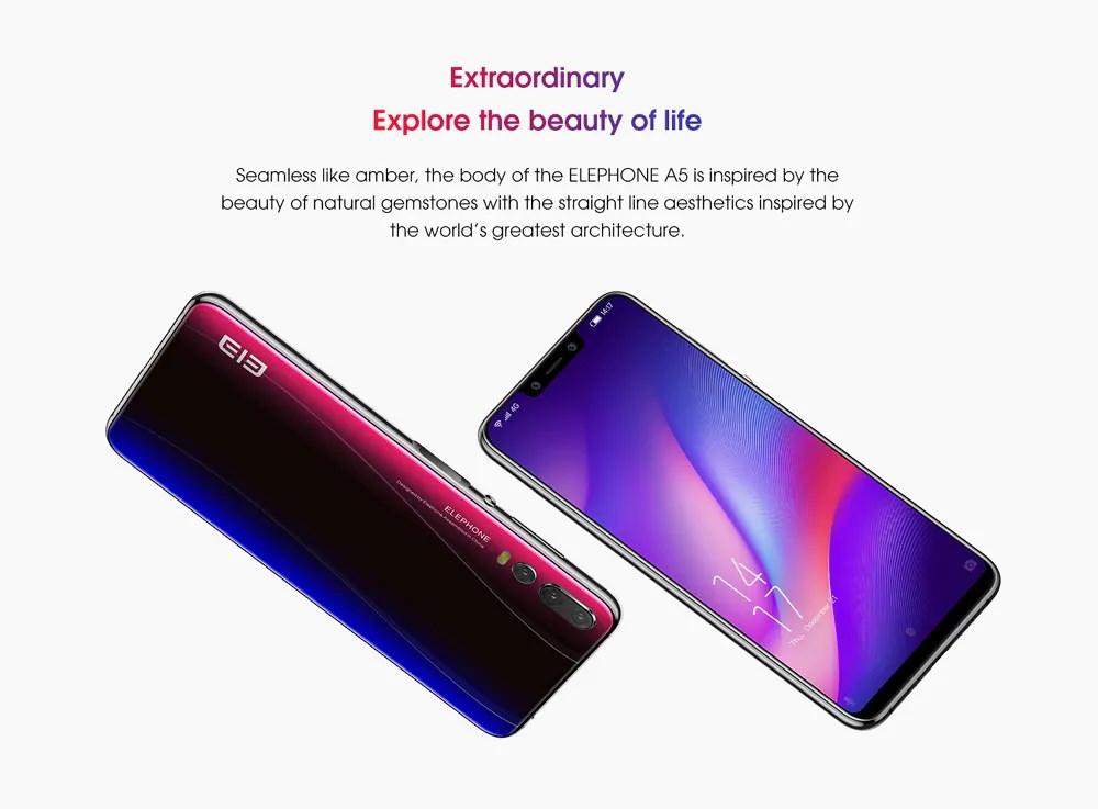 elephone a5 64gb