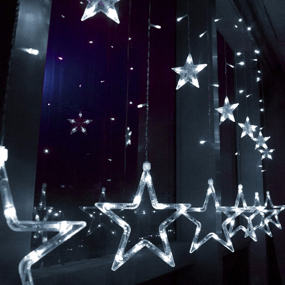 Star Led String Lights For