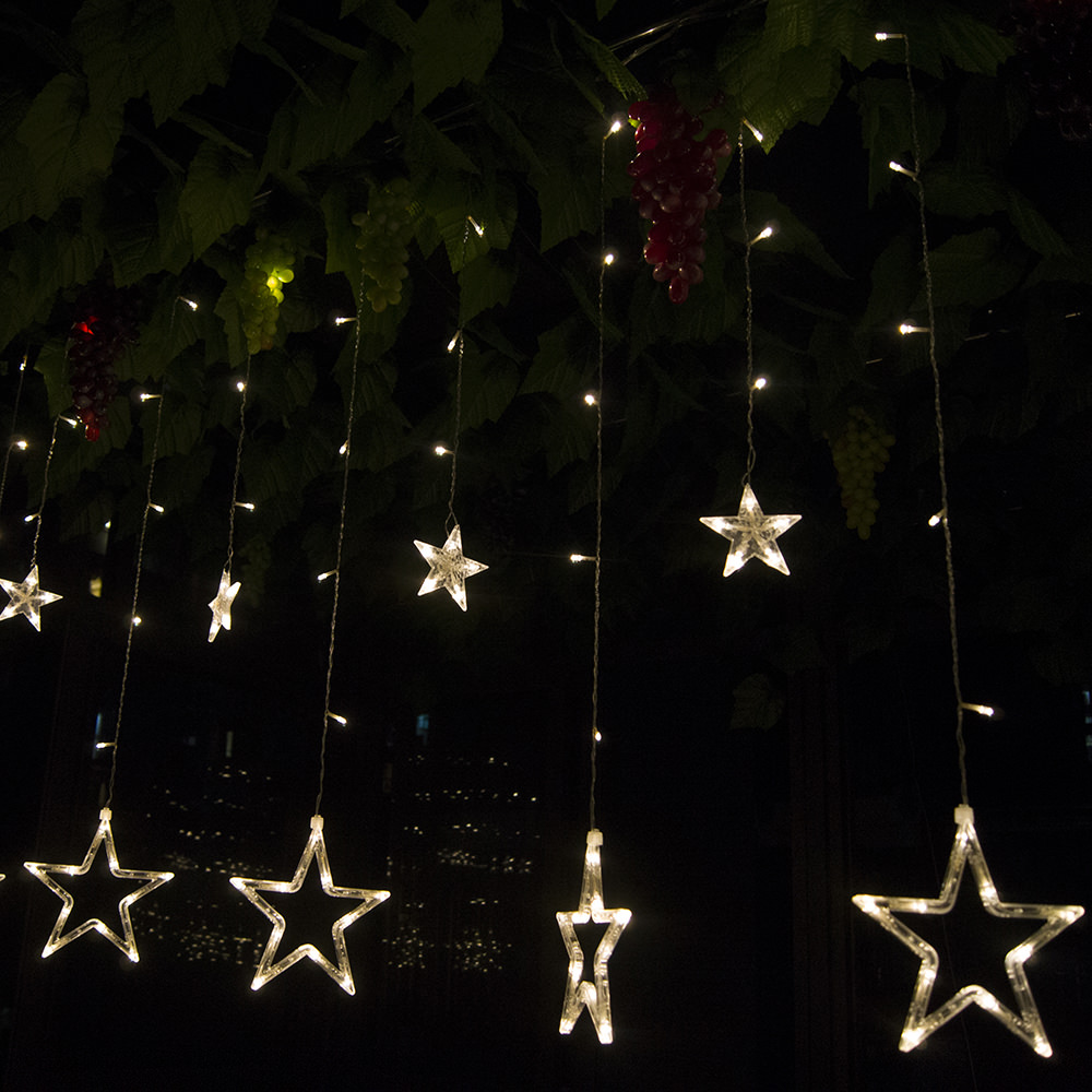 buy star decoration led string lights