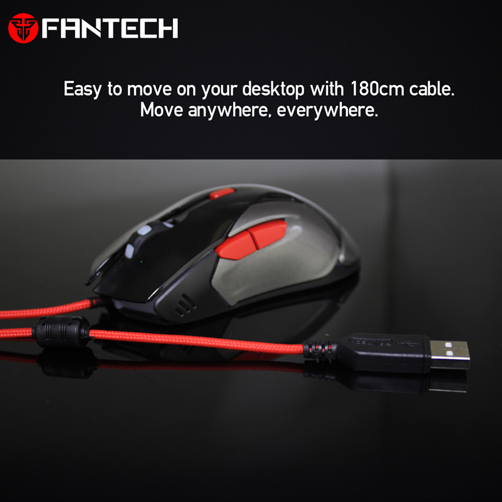 fantech v5 mouse price