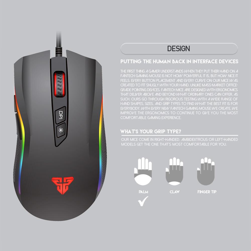buy fantech x4s mouse