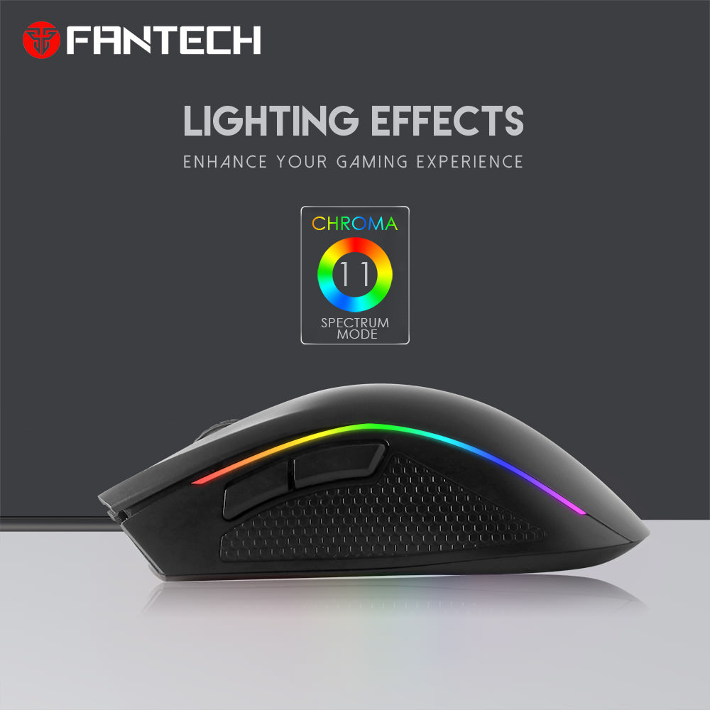fantech x4s gaming mouse