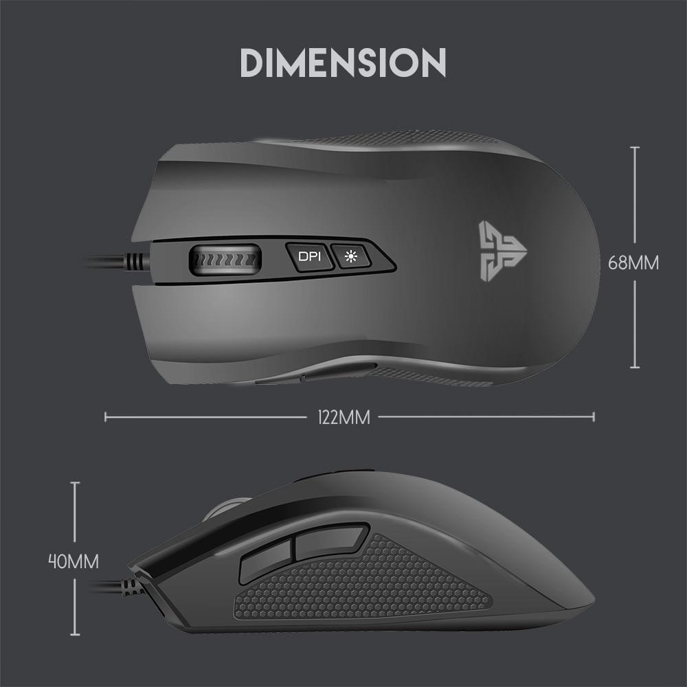 fantech x4s mouse price