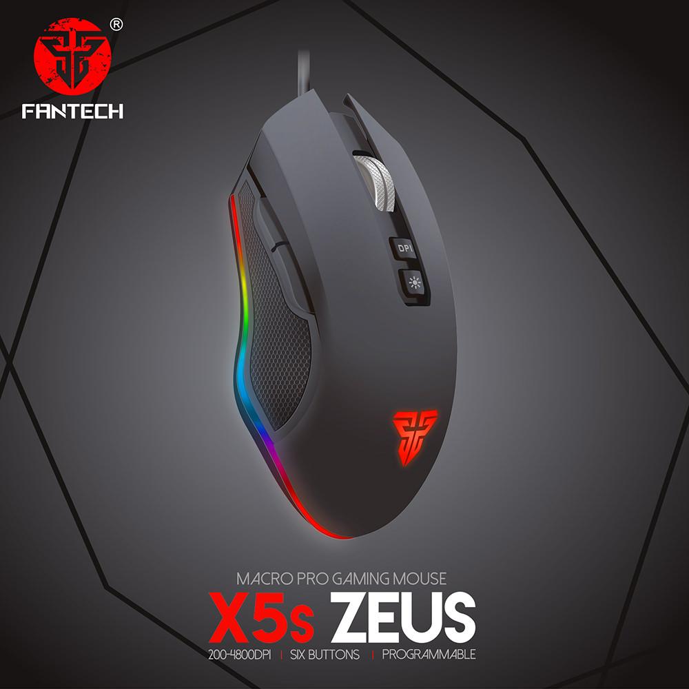 fantech x5s mouse