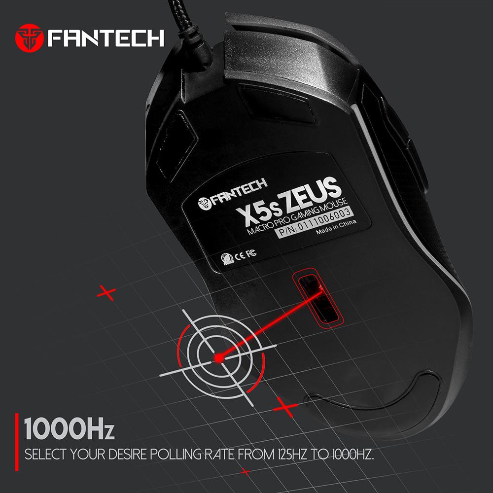 fantech x5s rgb mouse