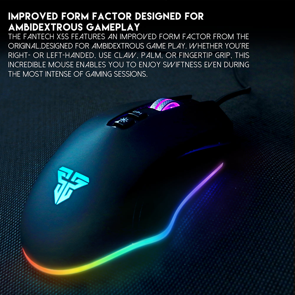 fantech x5s mouse price