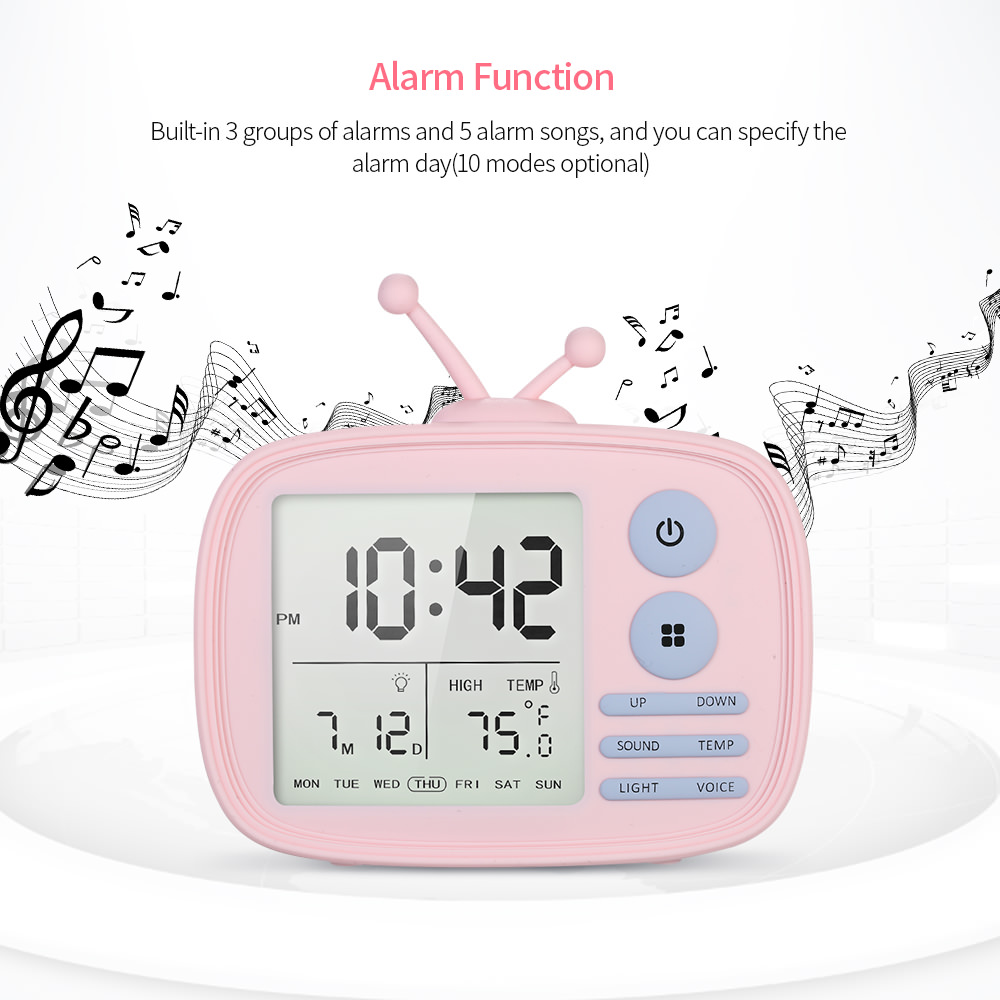 buy lja-001 tv alarm clock