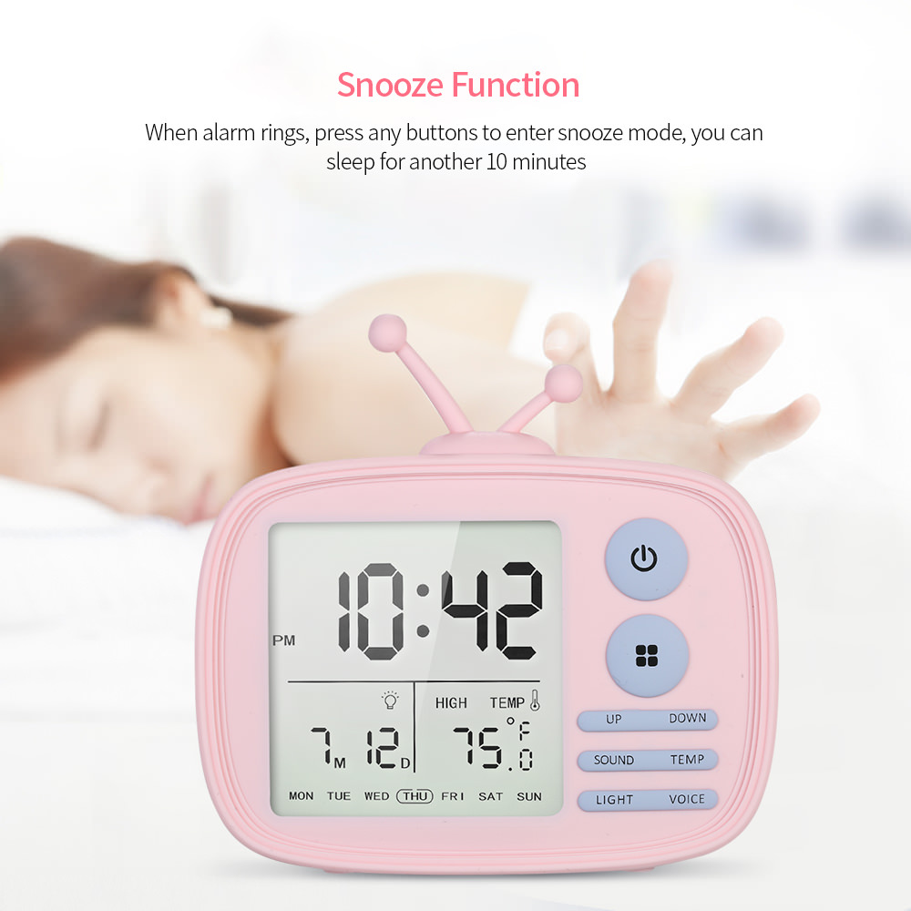 lja-001 tv alarm clock price