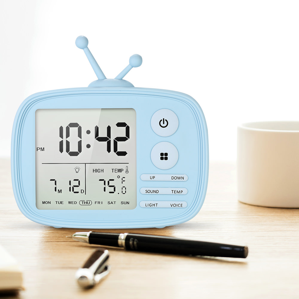 lja-001 alarm clock