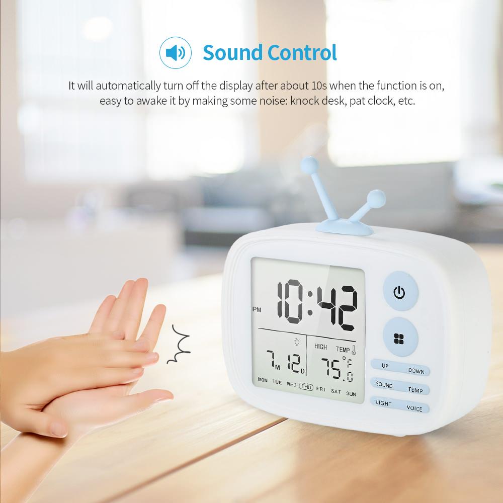 lja-001 alarm clock online