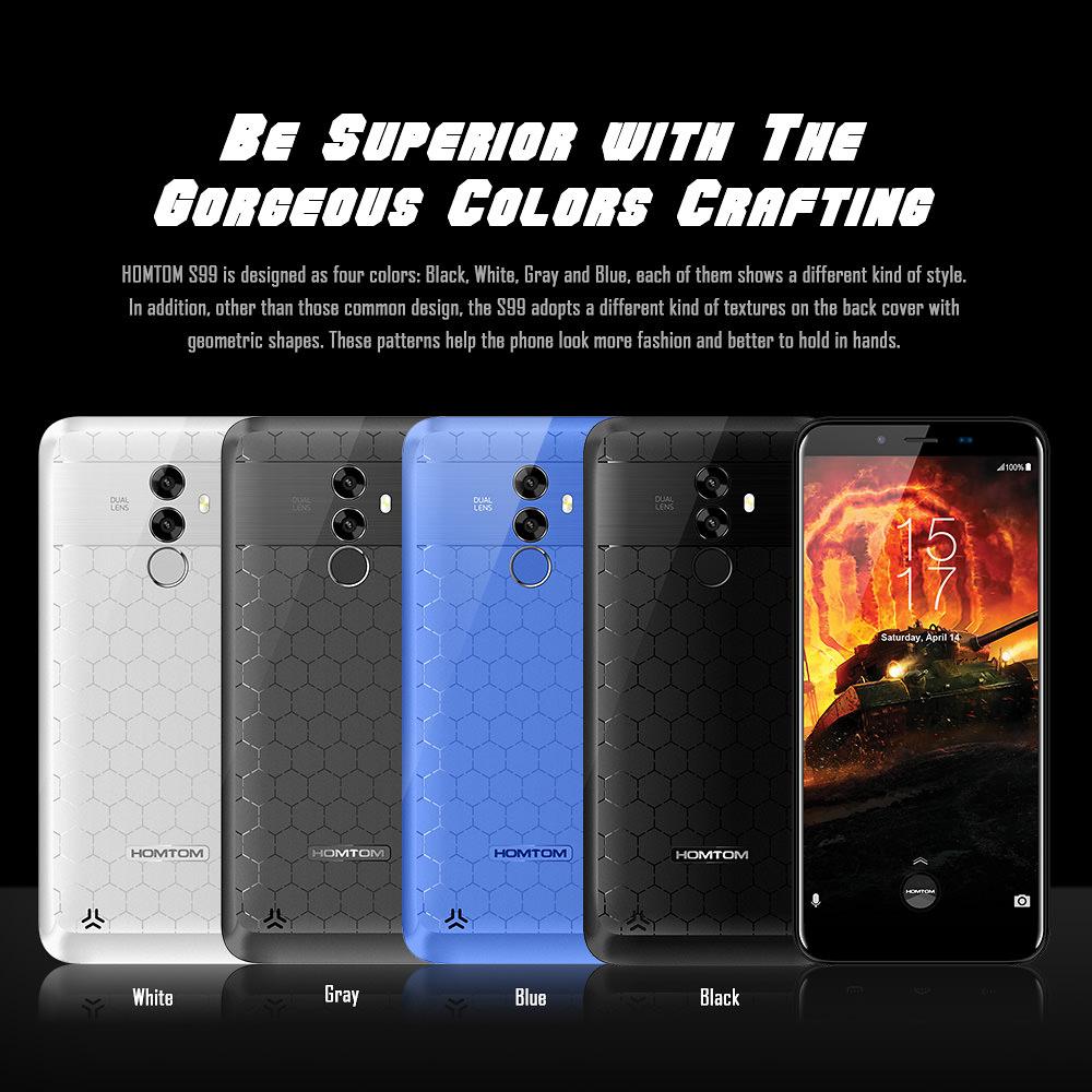 buy homtom s99 smartphone