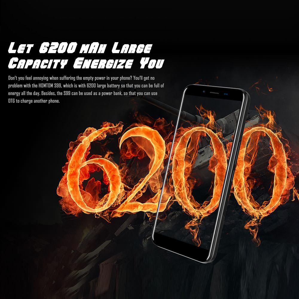 homtom s99 smartphone online