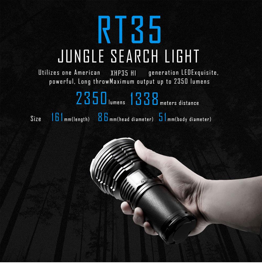 imalent rt35 flashlight