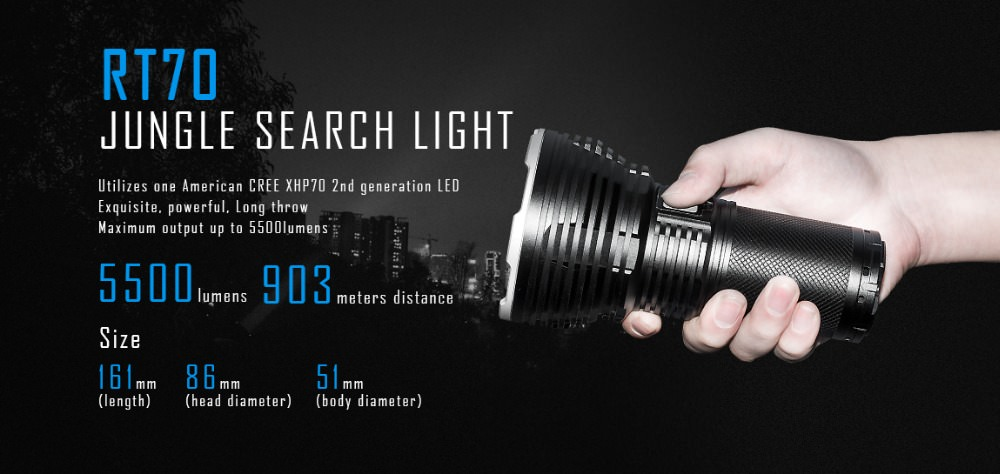imalent rt70 flashlight