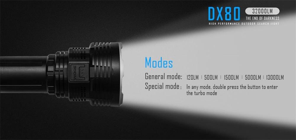 imalent dx80 search flashlight