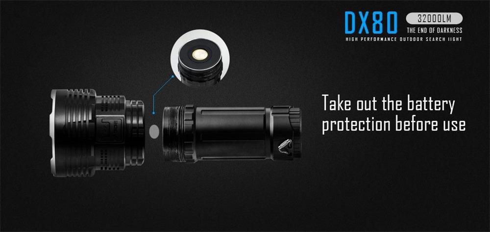 imalent dx80 flashlight price