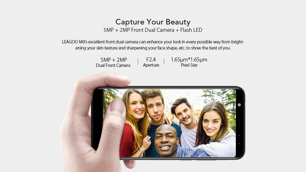 leagoo m9 smartphone price
