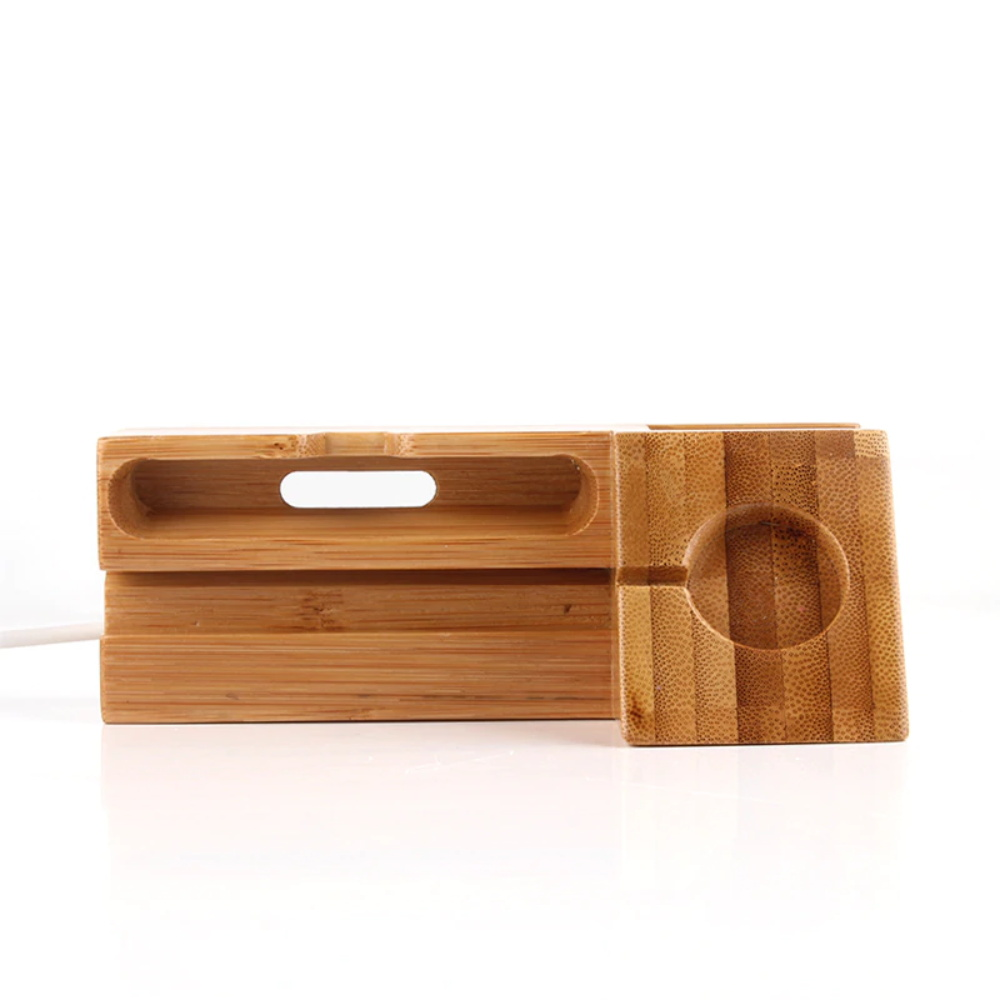 lemfo wooden charging stand sale
