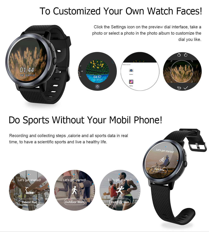 lemfo lem8 4g smartwatch