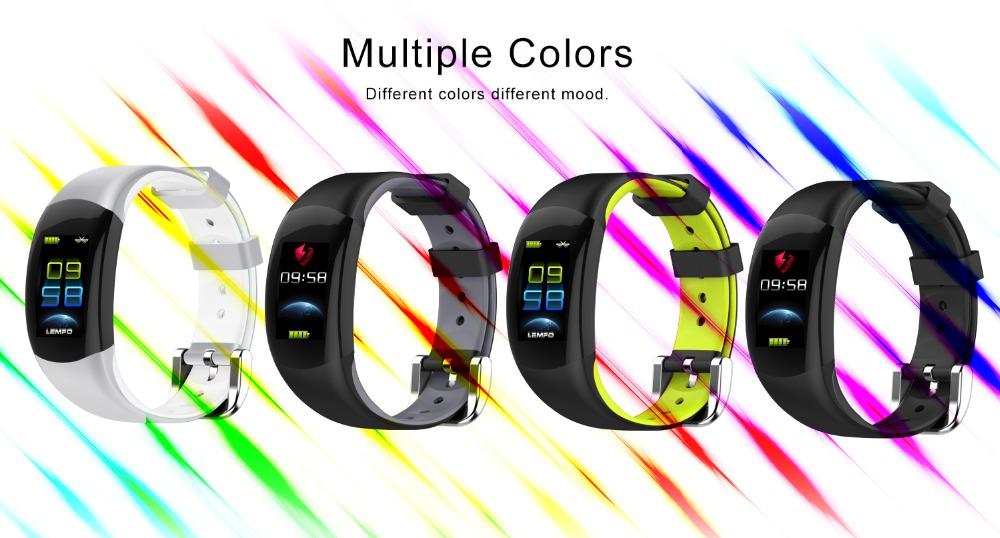 lemfo lt02 smart sport bracelet