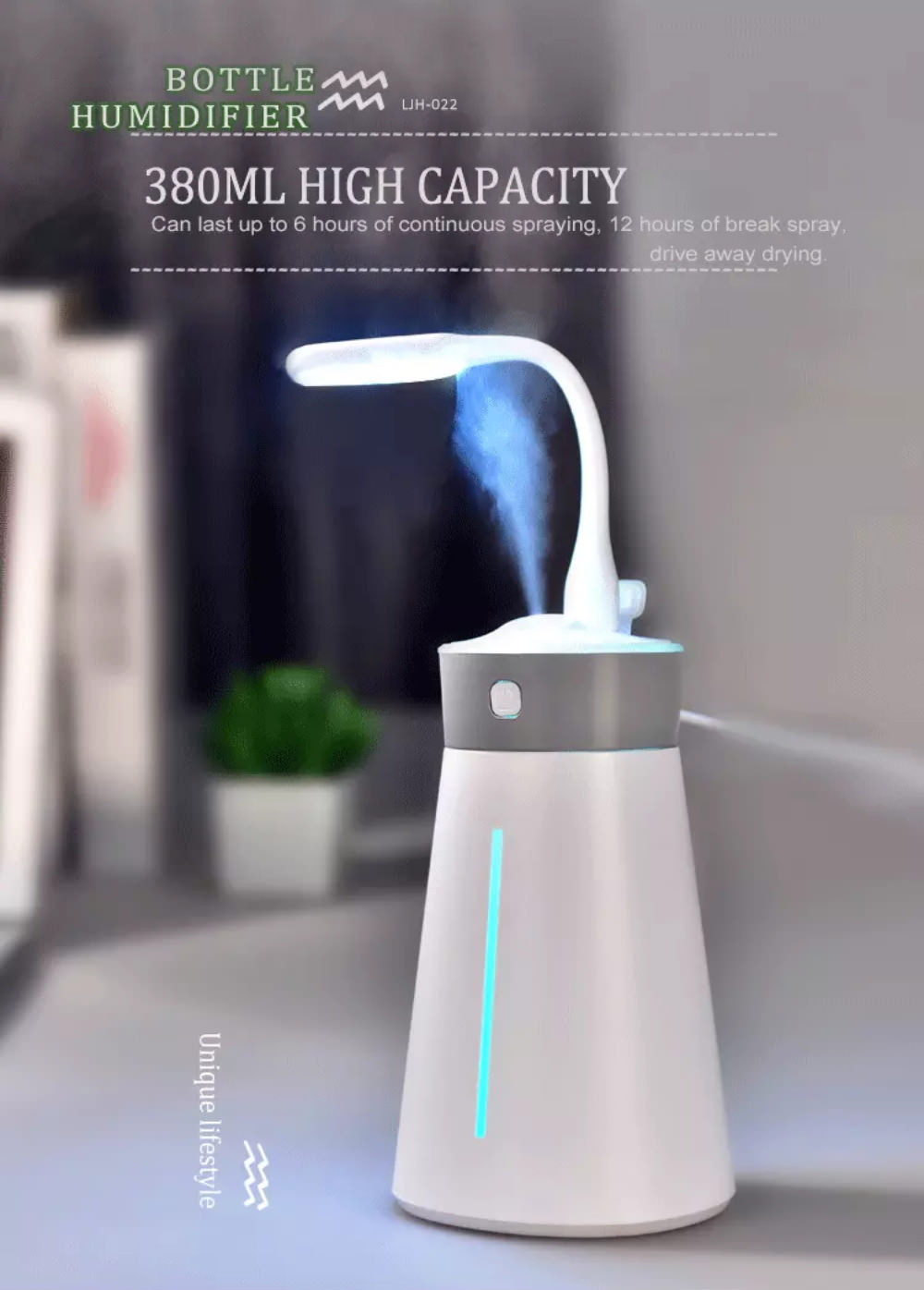 ljh-022 portable humidifier