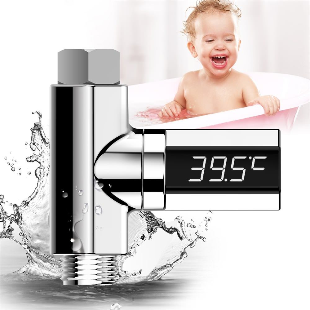 buy lqc-01 water shower temperture monitor