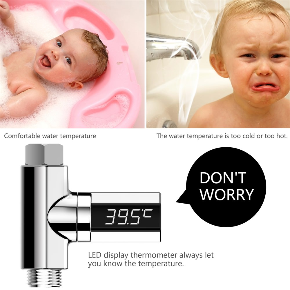 lqc-01 water shower thermometer