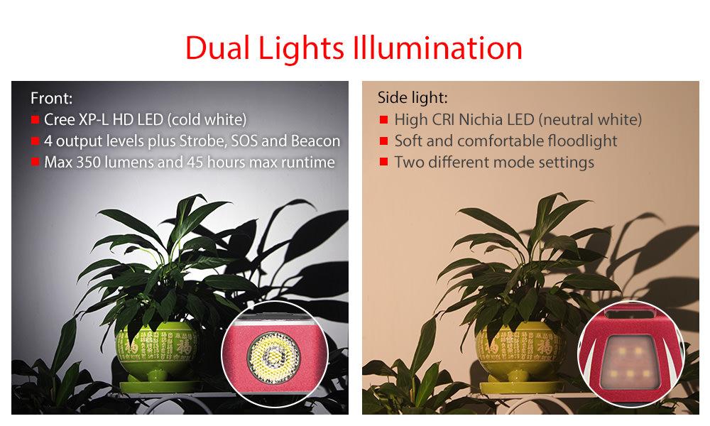 buy lumintop geek led flashlight