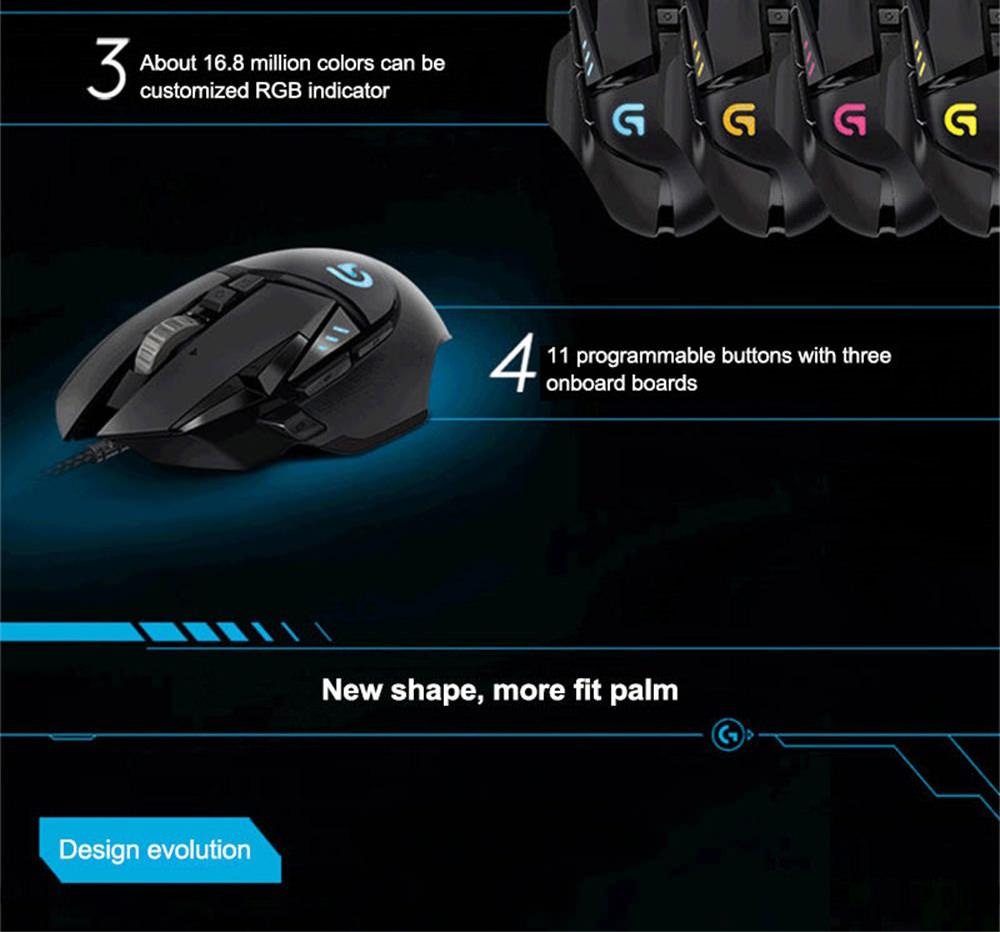 cheap logitech g502 mouse