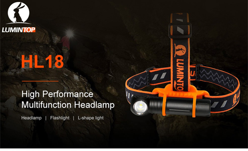 lumintop hl18 flashlight