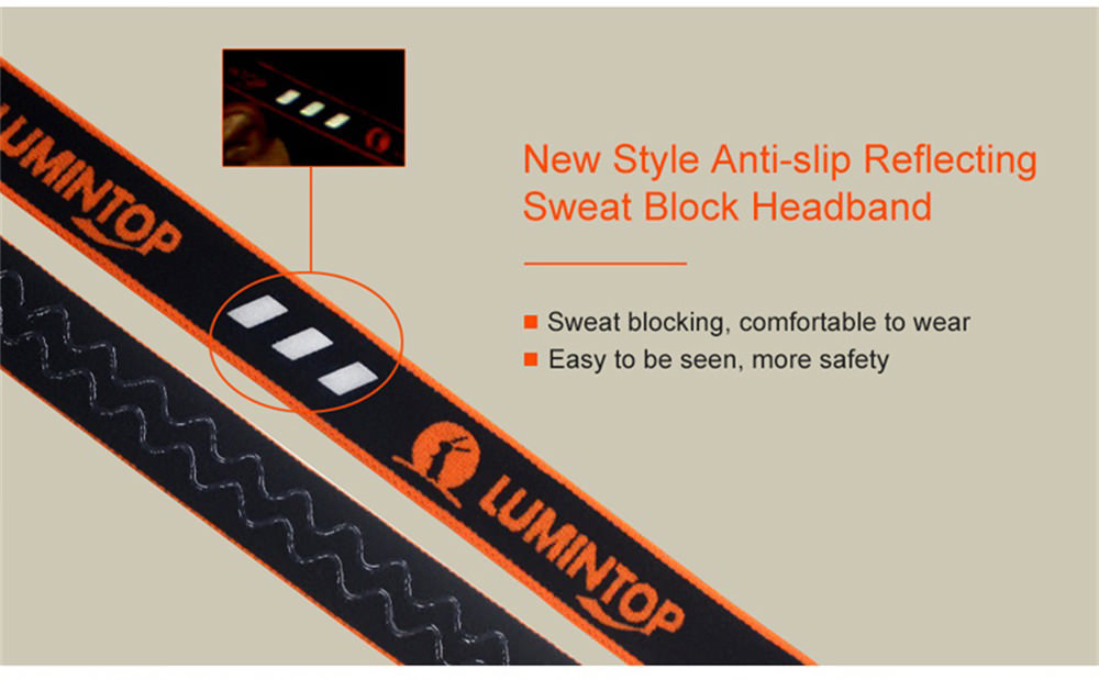 lumintop hl18 led flashlight