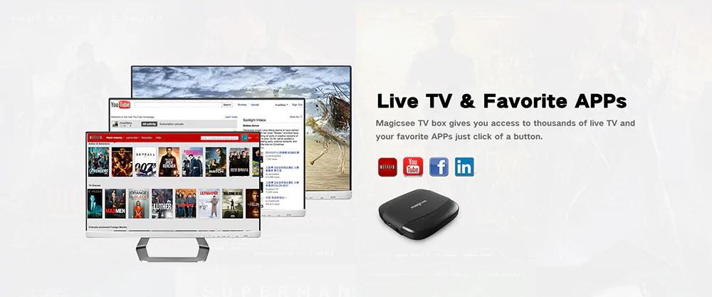 magicsee n4 4k tv box